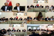 وضعیت پنج صنعت استان مرکزی با حضور معاون اول رئیس جمهوری بررسی می شود