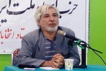 فعال سیاسی: مشکلات کشور با شعارهای بی برنامه حل نمی شود