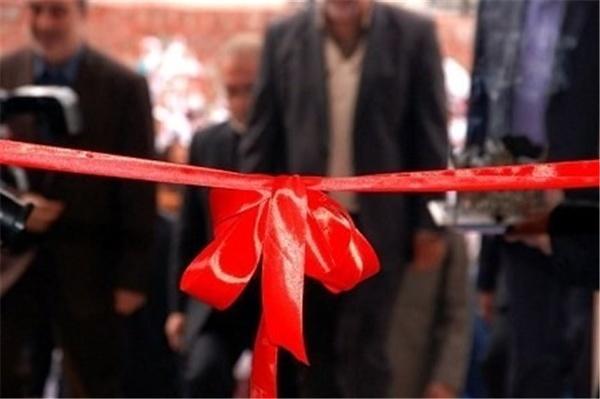 افتتاح سه طرح در شهرستان نکا