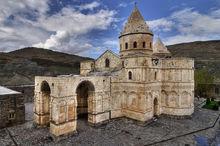زلزله سیه چشمه خسارت مالی بر بناهای تاریخی چالدران نداشت