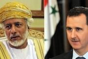 دیدار بشار اسد با وزیر خارجه عمان در دمشق+عکس