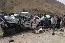 تصادف در خوزستان یک کشته و 6 مصدوم بر جای گذاشت