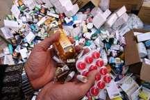 کشف داروی قاچاق در استان ایلام یک هزار و 773 درصد افزایش یافت