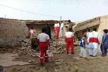 امداد رسانی به 2332 سیل زده در سیستان و بلوچستان
