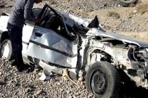 سانحه رانندگی در جیرفت یک کشته بر جای گذاشت