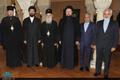 سید حسن خمینی با رهبران مذهبی صربستان دیدار کرد