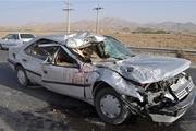 یک کشته بر اثر واژگونی خودروی پژو در قزوین