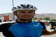 دوچرخه سوار خراسانی قهرمان مسابقات کشوری استقامت جاده