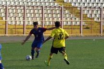 تساوی نمایندگان گیلان در هفته اول از مرحله نهایی لیگ دسته دوم کشور