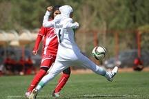 شکست سنگین نماینده آذربایجانغربی در لیگ برتر فوتبال بانوان