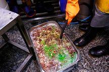 267 کیلو مواد غذایی فاسد در شمال پایتخت معدوم شد