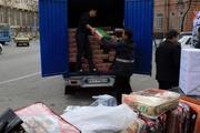 مردم نوع دوست خمین 240 میلیون ریال به سیل زدگان کمک کردند