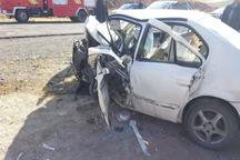 تصادف خونین در هریس 2 کشته و سه مصدوم بر جای گذاشت