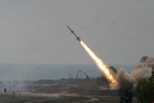 شلیک 2 موشک بالستیک توسط انصارالله به خاک عربستان