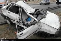 تصادف 2 سواری در نطنز 10 نفر مصدوم برجای گذاشت