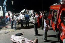انحراف به چپ در جاده برازجان سه کشته برجا گذاشت