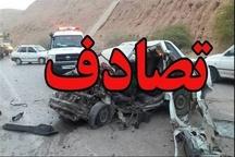 سانحه رانندگی در محور تربت حیدریه با ۸ کشته و مصدوم