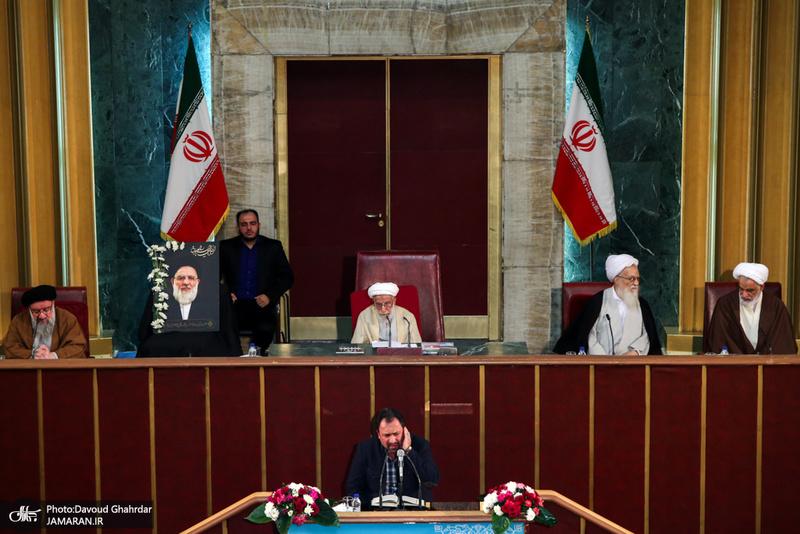افتتاحیه ششمین اجلاسیه دوره پنجم مجلس خبرگان رهبری