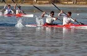 اعزام دو قایقران گیلانی در مسابقات جهانی  صربستان