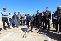معاون وزیر راه سه طرح سرمایه گذاری در چابهار را کلنگ زنی کرد