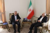 وزارت خارجه از توسعه روابط خارجی آذربایجان شرقی حمایت می کند