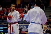 مسابقات کاراته قهرمانی کشور در کرمانشاه آغاز شد