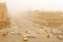 منشاء گرد و غبار خوزستان داخلی است