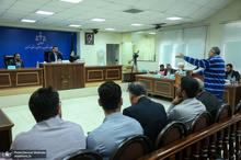 دومین جلسه رسیدگی به اتهامات گروه جهانبانی