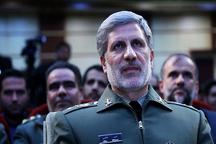 با تبریک پایان داعش؛ وزیر دفاع: با تمام توان، از محور مقاومت پشتیبانی خواهیم کرد
