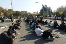 دستگیری 110 سارق، انهدام 28 باند سرقت و دستگیری 15 متهم فراری