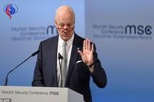 موضوع مذاکرات ژنو انتقال قدرت در سوریه خواهد بود