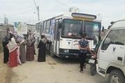 برگزاری اردوی جهادی مشترک دانشگاه آزاد و بنیاد احسان در مناطق سیل زده گلستان