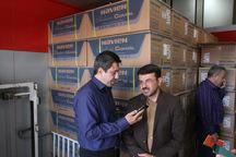 یک هزار میلیارد ریال ارزش کالاهای کشف شده در قزوین است