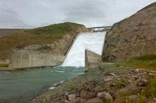سرریز شدن 6 سد در کردستان در پی بارشهای بهاری
