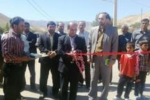 42 طرح عمرانی در شهرستان درگز بهره برداری شد