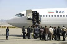 پرواز زاهدان - مشهد لغو شد