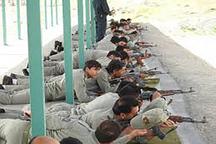 دوره بازآموزی سلاح شناسی محیط بانان زنجان آغاز شد