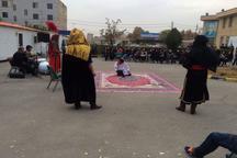تعزیه خوانی در مراکز علمی کاربردی 14 استان