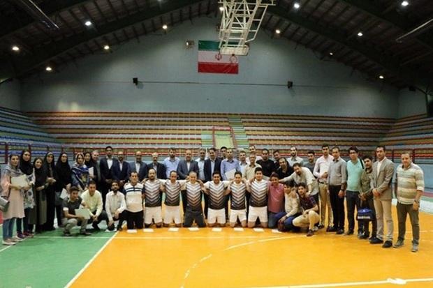 برترین های مسابقات ورزشی خبرنگاران ارومیه معرفی شدند