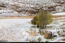 بارش ها در چهارمحال و بختیاری افزایش 75 درصد افزایش یافت
