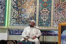 برگزاری محفل نورانی انس با قرآن کریم با قرائت قاری مصری در رشت