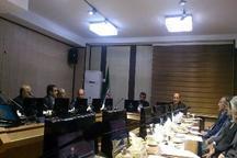 نشست شورای عالی توسعه اقتصادی چهارمحال و بختیاری برگزار شد