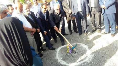 آغاز ساخت مدرسه 12 کلاسه توسط خیر مدرسه ساز در لاهیجان
