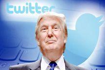 عکس/  جنجال توییتری جدید ترامپ
