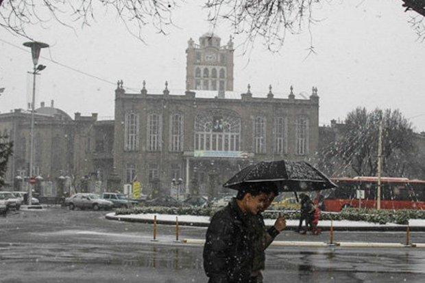 میانگین بارش در آذربایجان شرقی 59 درصد افزایش یافت