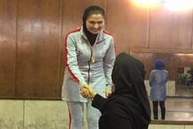 دختر ملی پوش ارومیه ای مدال نقره کشور را بر گردن آویخت