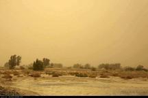 وزش باد شدید همراه با گرد و خاک سیستان را فرا گرفت