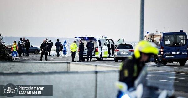 تیراندازی در دانمارک+ تصاویر