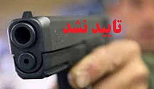 ادعای اخاذی با سلاح گرم در تبریز رد شد