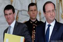 کابینه فرانسه استعفا کرد